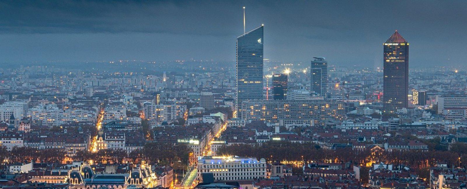 Lyon – Ville des Lumières